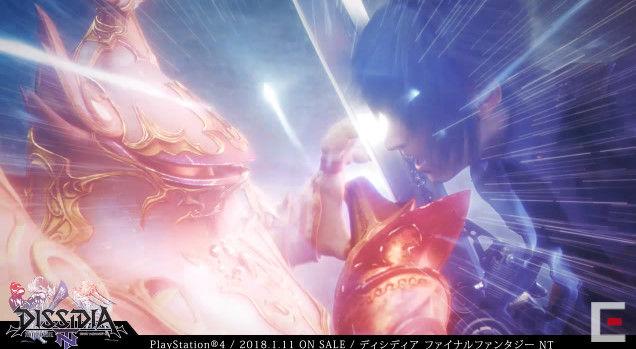 ディシディアファイナルファンタジーNT アーケード PS4版 オープニングに関連した画像-26