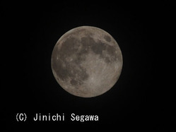 満月の撮り方