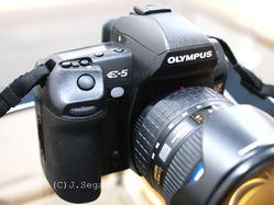 オリンパスE-5
