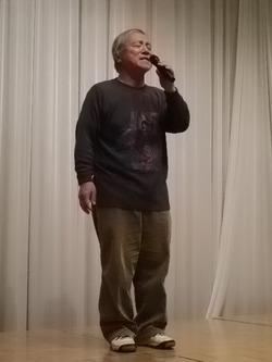 山谷 初男 さん の ライブ 童話