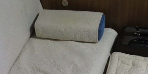 ひじ掛け枕