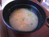 四季 味噌汁アップ