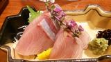 魚祥 ブリ刺し