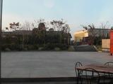 四季 店内から外の風景