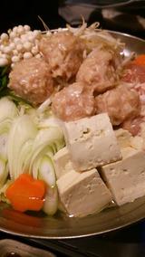 味彩 地鶏の鶏ちゃんこ鍋