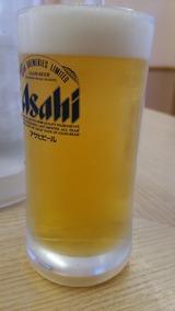 松屋 生ビール