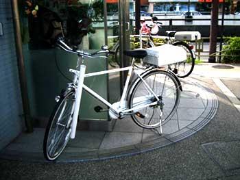 東京自転車生活:盗難され ... : 東京 自転車 : 自転車の