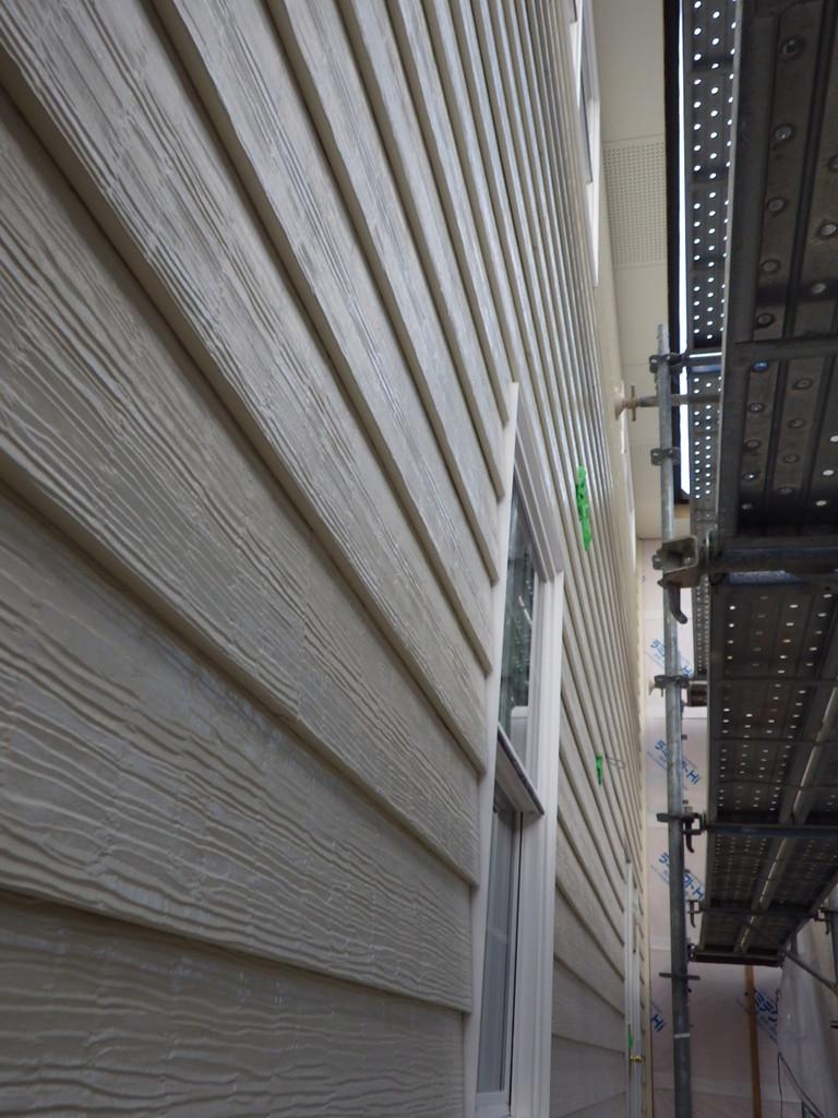 サイディング ラップ 木目調のサイディングなら「ラスティーシダー」がカワイイ。外壁を決めるまでの苦悩