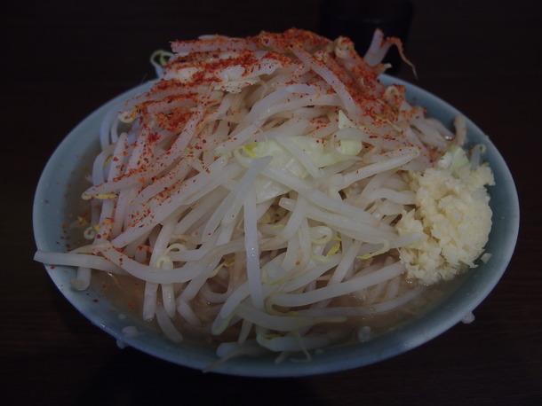 ラーメン二郎蒲田