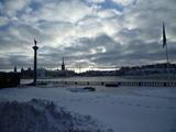 スウェーデン市庁舎 外