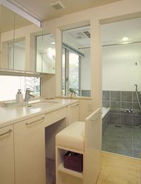 古川 洗面室標準仕様