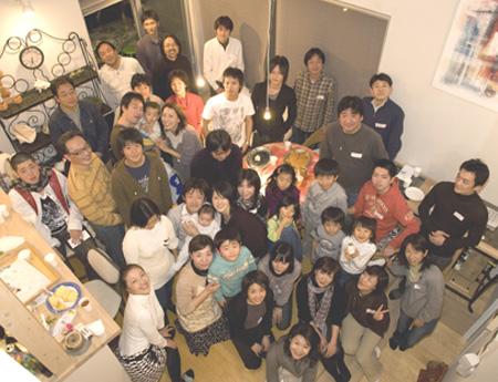 2008忘年会1
