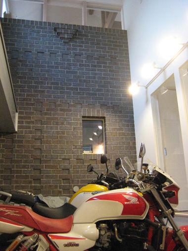 バイク室写真小