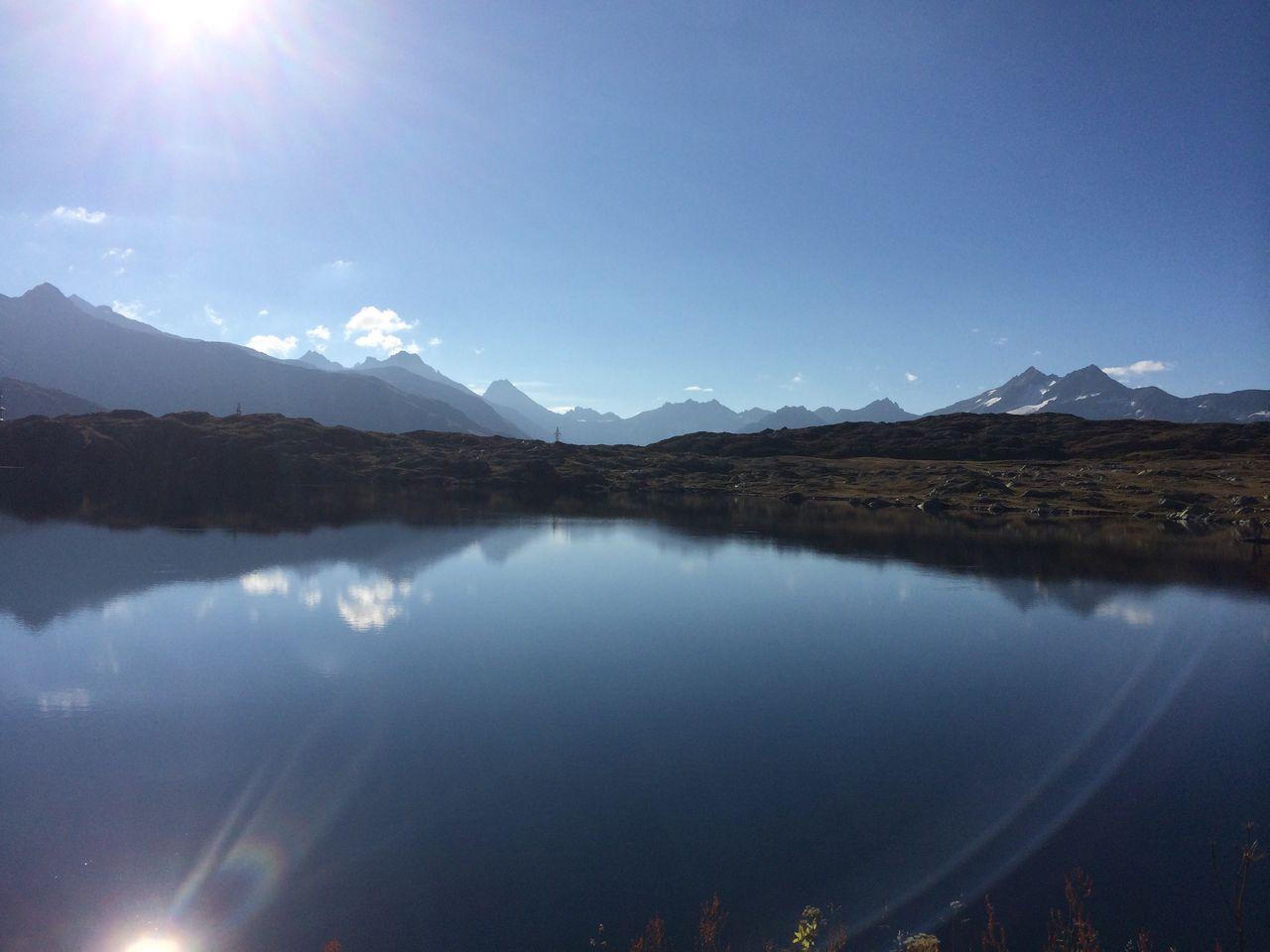 スイスアルプス便り : 死の湖(To...