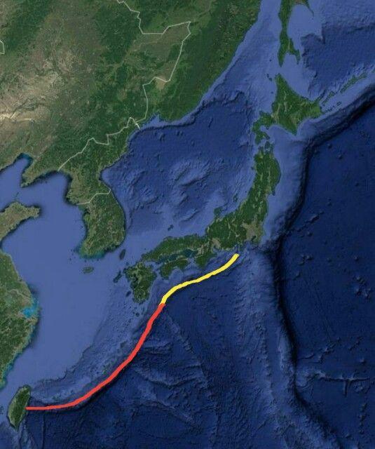 沖縄地方の地震活動 琉球海溝でM9クラスの巨大地震