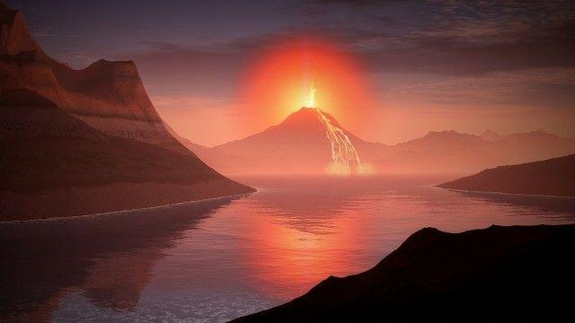 日本の火山が引き起こす災害「火山泥流」「海底噴火」「有毒ガス」