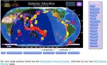 世界の地震情報まとめ★2020/05/28(木)分