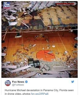 【マイケル】アメリカを襲った超巨大ハリケーン「919hPa」で上陸…観測史上でも3番目 「地獄のような規模」で被害甚大