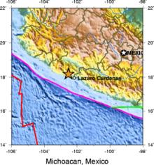 【地震】9/20 メキシコ中部でM 7.1の地震~ニュージーランドでもM6.1~新月トリガー注意