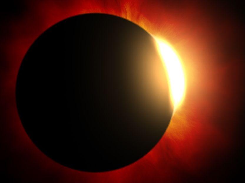 【TOCANA】8月11日のスーパームーン+部分日食の前後に大地震発生?18日までは警戒を