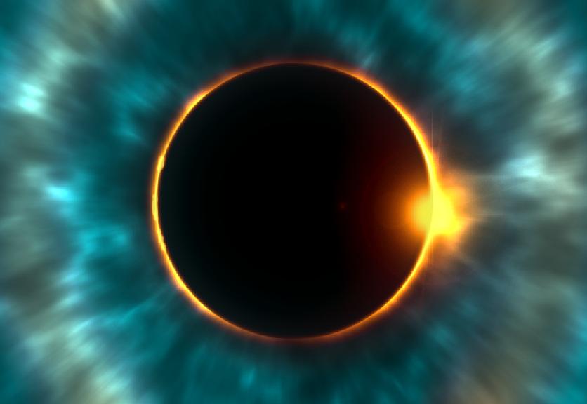 【天体】過去の日食前後に大地震が起きた例+2月16日とそれ以降の日食とスーパームーン