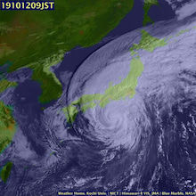 10月13日地震予想。