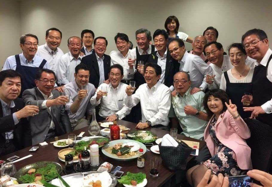 """【TOCANA】【西日本豪雨】遅きに失した政府対応、豪雨中の宴会、マスコミの地方""""見殺し""""… 4年前と同じ安倍政権"""