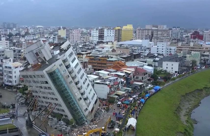 【大地震】台湾「連続して大地震」の噂を信じないように気象局が注意~気象局自身も注意してね