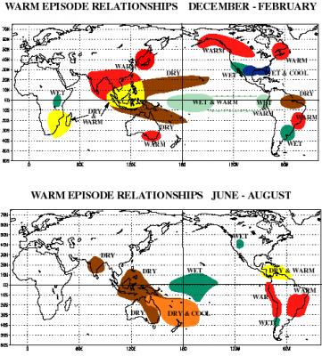 【異常気象】気象庁「エルニーニョ現象が発生した」北日本を除いて「暖冬」になりそう