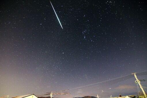 【隕石】京都の上空で「火球」と見られる光の目撃情報がネット上で相次ぐ!