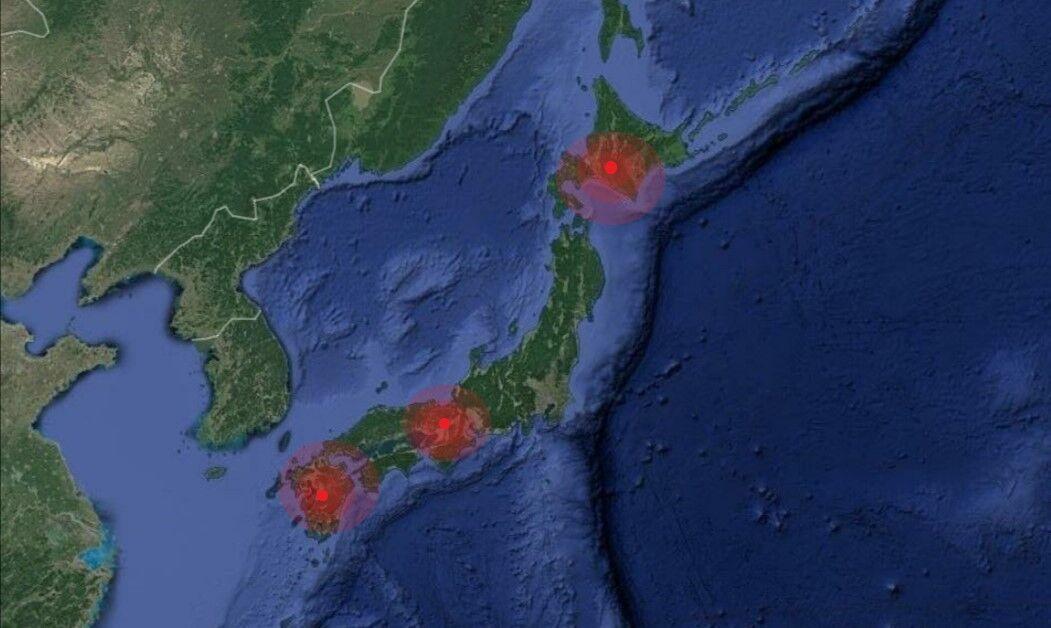 実は熊本地震、大阪府北部地震、北海道胆振東部地震は十分想定されていた地震だった!?