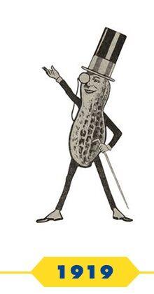 mr.peanut 1919