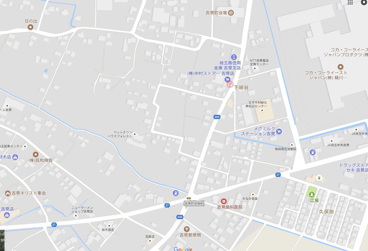 吉見町 : 路上観察で発見!埼玉県のナイス物件