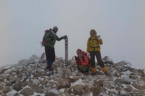2018-02-12 山頂