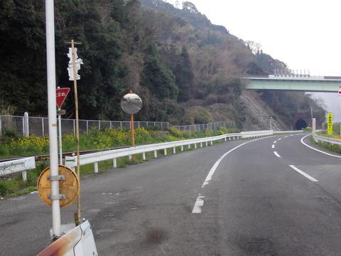 球磨川から県道155へ