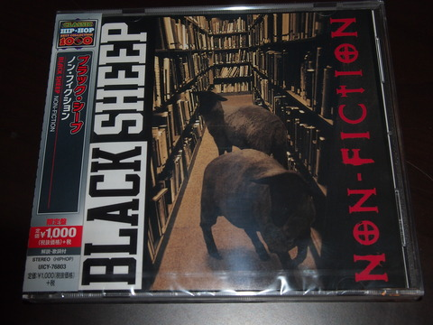 Black Sheep/Non-Fiction