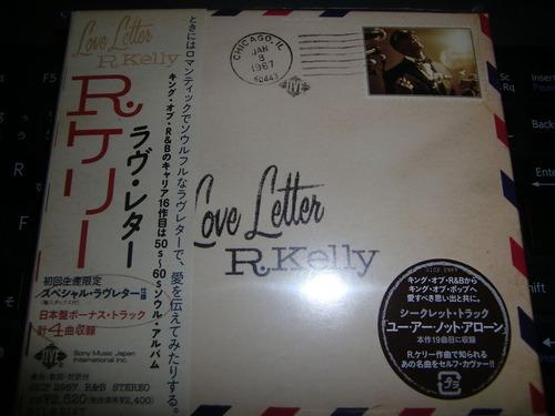 R Kelly Love Letter Album Review Flavor Of RampB