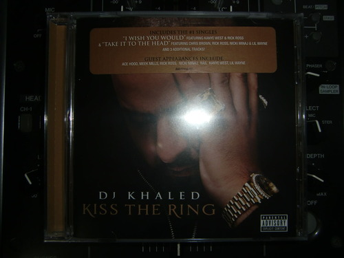 DJ Khaled/Kiss The Ring