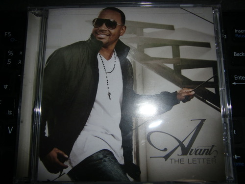 Avant/The Letter (Album Review) : Flavor Of R&B / HIPHOP