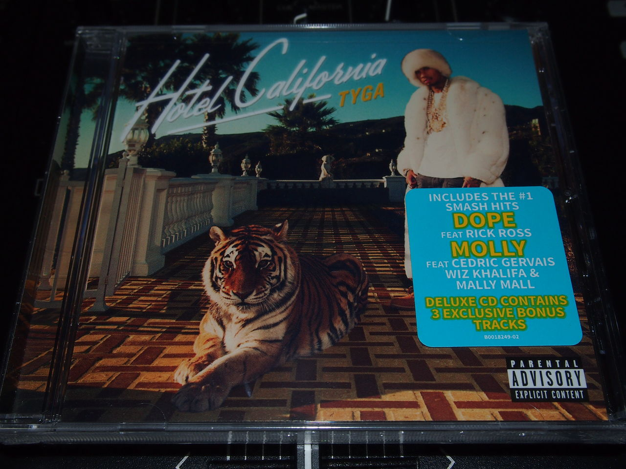 ... - California Tyga Artwork Hotel California Tyga Album Release Date