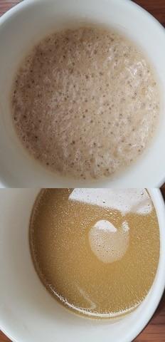 バターコーヒーとギーコーヒー