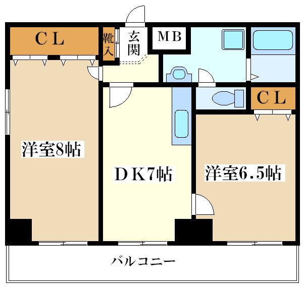 コート塚本_705
