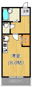ダイアパレス塚本�番館506