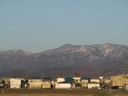 豪士山と駒ヶ岳