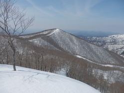 昼食をとった駒ヶ岳