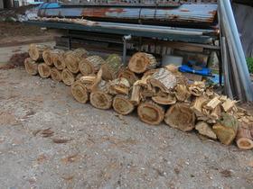 薪(楢と杉)4