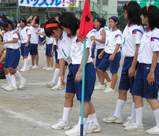 中学 ソックス