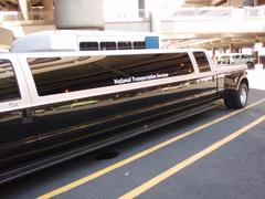 ベガス空港の車