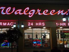 ウォルグリーン