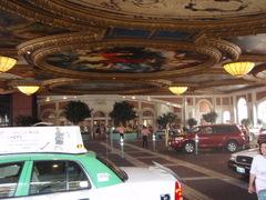 ベネチアンのタクシー乗場